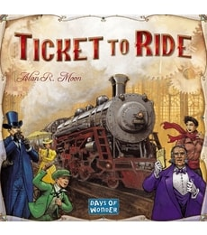 Produkt Ticket to Ride