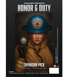 Produkt Flash Point (Záchranáři): Honor & Duty