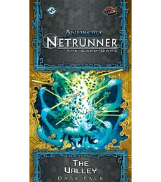 Produkt Netrunner: The Valley Data Pack