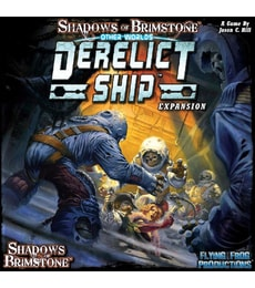 Produkt Shadows of Brimstone: Derelict Ship