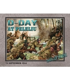 Produkt D-Day at Peleliu - Solitaire