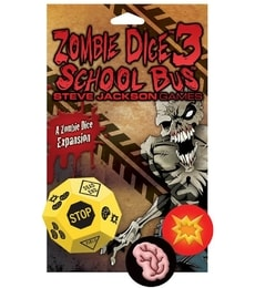 Produkt Zombie Dice 3: School Bus