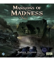 Produkt Mansions of Madness: Horrific Journeys