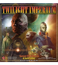 Produkt Twilight Imperium - Shattered Empire Expansion