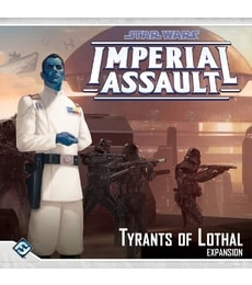 Produkt Imperial Assault: Tyrants of Lothal