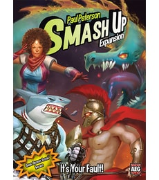 Produkt Smash Up: It's Your Fault!