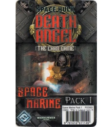 Produkt Death Angel: Space Marine Pack 1