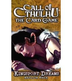 Produkt Call of Cthulhu LCG: Kingsport Dreams