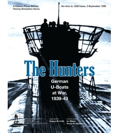 Produkt The Hunters: German U-Boats at War