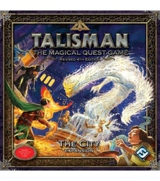 Produkt Talisman - The City Expansion