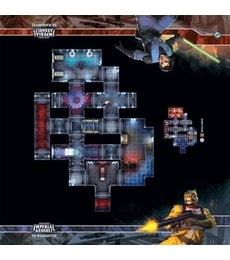 Produkt Imperial Assault: ISB Headquarters - Skirmish Map