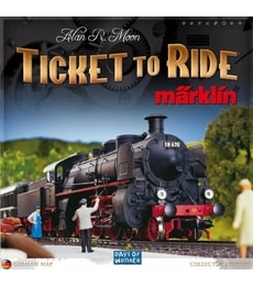Produkt Ticket to Ride Märklin