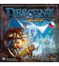 Produkt Descent: Výpravy do temnot
