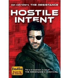 Produkt The Resistance: Hostile Intent
