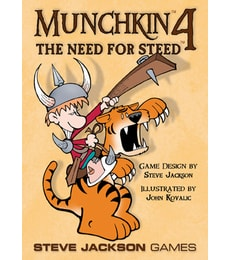 Produkt Munchkin 4: The Need for Steed