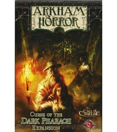 Produkt Arkham Horror: Curse of the Dark Pharaon revised