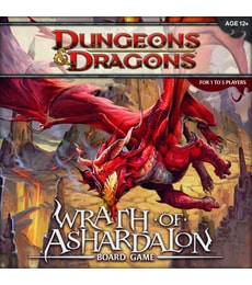 Produkt Dungeons & Dragons: Wrath of Ashardalon