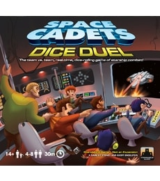 Produkt Space Cadets: Dice Duel