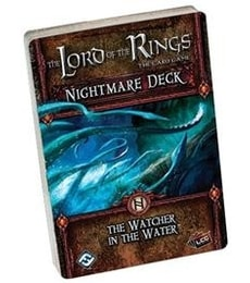 Produkt The LOTR: LCG - Watcher in the Water Nightmare Pack