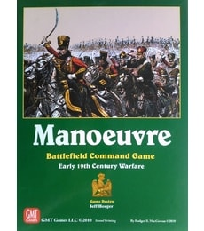Produkt Manoeuvre - Battlefield Command Game