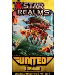 Produkt Star Realms: United - Command