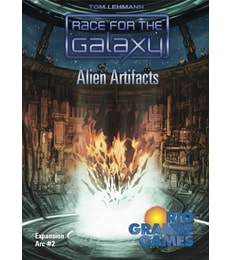 Produkt Race for the Galaxy: Alien Artifacts