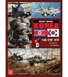 Produkt Next War: Korea