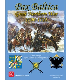 Produkt Pax Baltica: Great Northern War 1700-1721