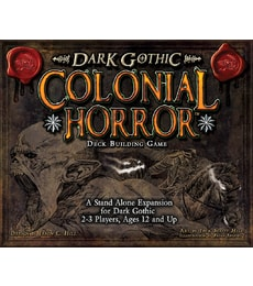 Produkt Dark Gothic: Colonial Horror