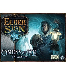 Produkt Elder Sign: Omens of Ice Expansion