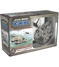 Produkt Star Wars X-Wing: Heroes of the Resistance