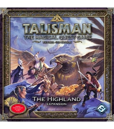 Produkt Talisman - The Highland Expansion