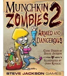 Produkt Munchkin: Zombies 2 - Armed and Dangerous