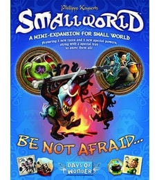 Produkt Small World - Be Not Afraid…!