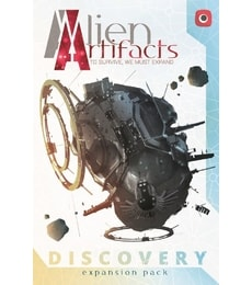 Produkt Alien Artifacts: Discovery