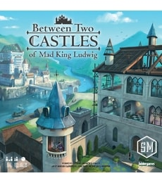 Produkt Between Two Castles of Mad King Ludwig