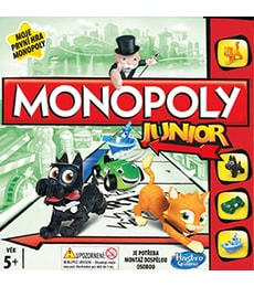 Produkt Monopoly Junior