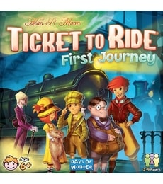 Produkt Ticket to Ride: First Journey