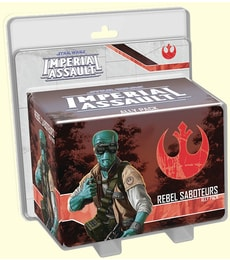 Produkt Imperial Assault Ally Pack: Rebel Saboteurs