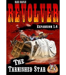 Produkt Revolver: Tarnished Star
