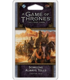 Produkt A Game of Thrones - Someone Always Tells