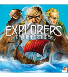 Produkt Explorers of the North Sea