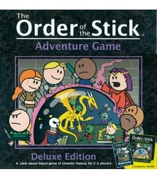 Produkt The Order of the Stick: Adventure Game