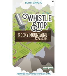 Produkt Whistle Stop: Rocky Mountains