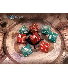 Produkt Sword & Sorcery: Custom Dice Pack