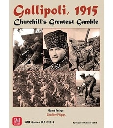 Produkt Gallipoli, 1915