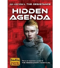 Produkt The Resistance: Hidden Agenda