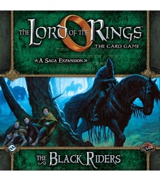 Produkt The LOTR: LCG - The Black Riders