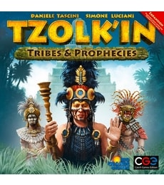 Produkt Tzolk'in: Tribes & Prophecies