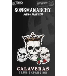 Produkt Sons of Anarchy: Men of Mayhem - Calaveras